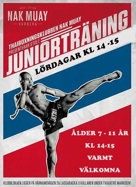 Juniorträning VÅREN2021